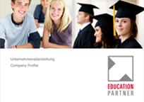 Educationpartner-Gruppe Unternehmensdarstellung 2010 (PDF 3,8 MB)