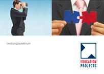 Educationprojects Leistungsspektrum 2010 (PDF 893 KB)